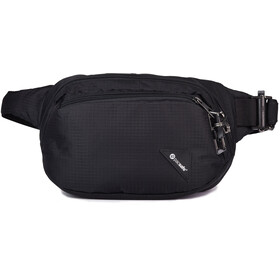 Pacsafe Vibe 100 Hip Pack jet black